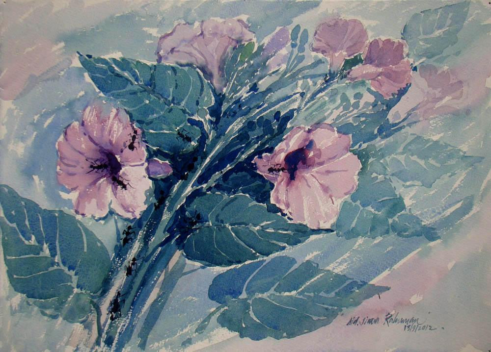 Kalmi Flower