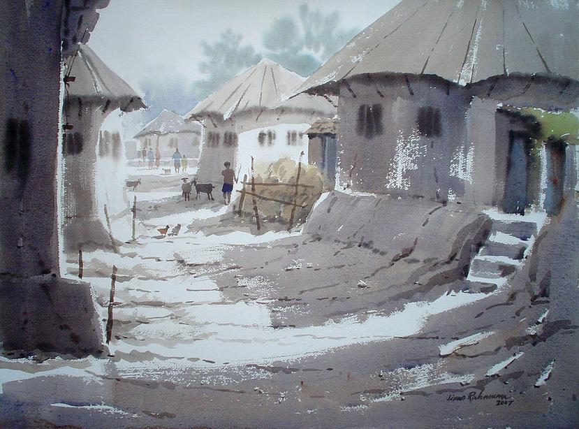 Villagescape
