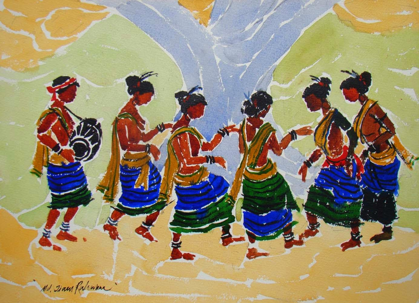 Tribal Dance