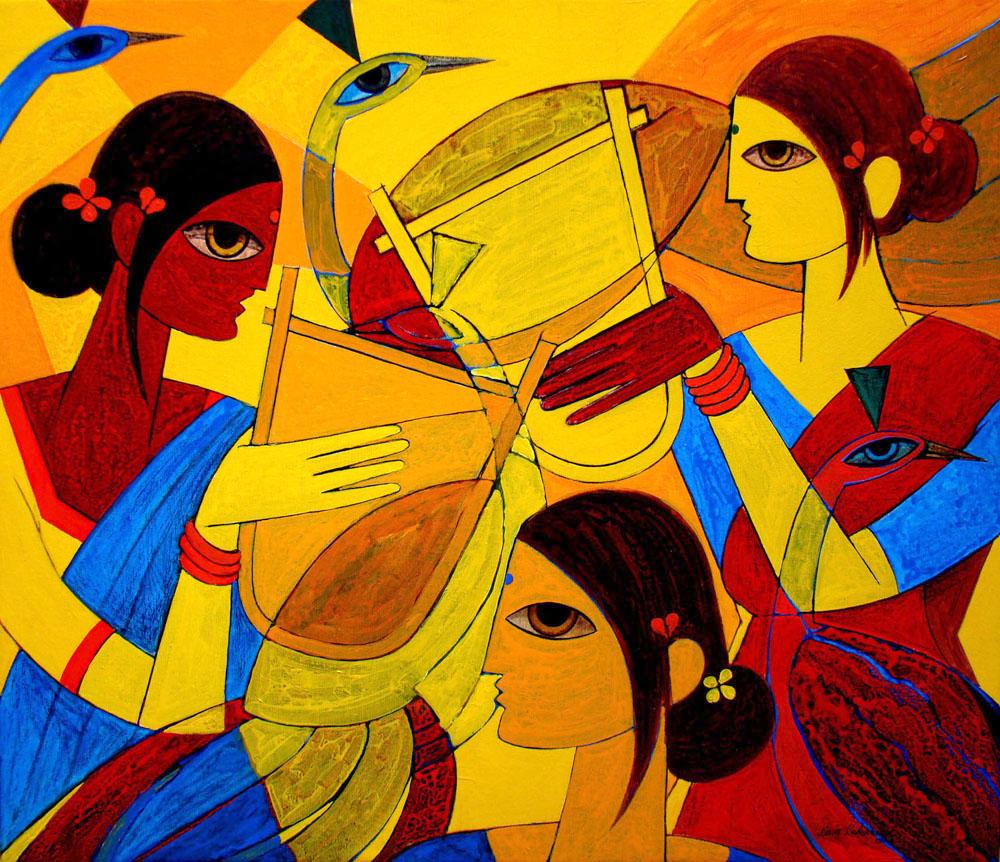 Tribal Dance